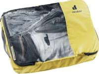 Органайзер для чемодана Deuter Mesh Zip Pack 10 / 3941921-8706 (Turmeric/Black) -