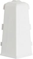 Уголок для плинтуса Arbiton Indo 40 Белый матовый (наружный) -