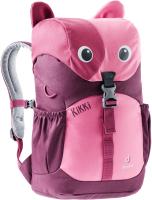 Детский рюкзак Deuter Kikki / 3610421-5566 (Hotpink/Maron) -