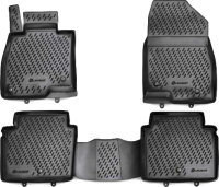 Комплект ковриков для авто ELEMENT CARMZD00025H для Mazda 6 (4шт) -