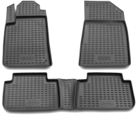 Комплект ковриков для авто ELEMENT NLC.10.08.210 для Citroen C5 (4шт) -