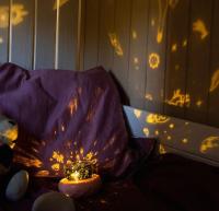 Ночник Лючия Сказки на ночь 138 (розовый) -