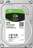 Жесткий диск Seagate BarraCuda 3TB (ST3000DM007) -
