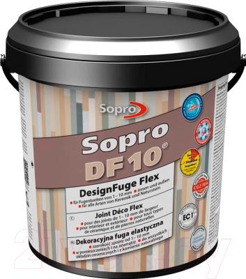 Фуга Sopro DF 10 №1061 (2.5кг, черный)