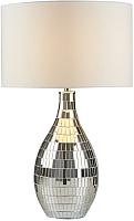 Прикроватная лампа SearchLight Clayton EU1064CC -