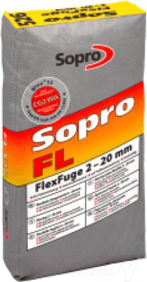 Фуга Sopro FL 624 (25кг, бежевый юрский)