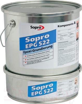 Грунтовка Sopro EPG 522 (4кг)