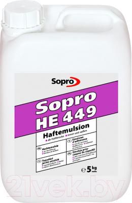 Грунтовка Sopro HE 449 (5кг)