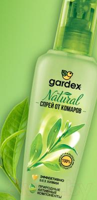 Спрей от насекомых Gardex Natural 0165 (110мл)