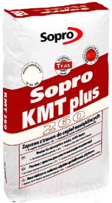 Кладочная смесь Sopro KMT plus 260 (25кг)