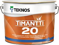 Краска Teknos Timantti 20 PM1 (900мл) -