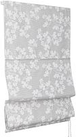 Римская штора Delfa Мини Lira СШД-01М-154/001 (43x160, белый) -