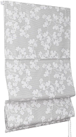 Римская штора Delfa Мини Lira СШД-01М-154/001 (73x160, белый) -