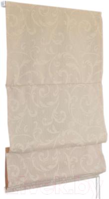 Римская штора Delfa Мини Fantezi СШД-01М-134/002 (57x160, персиковый)