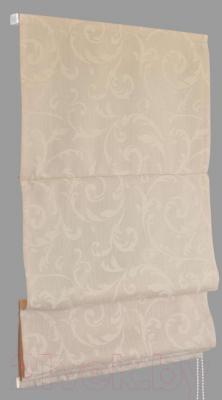 Римская штора Delfa Мини Fantezi СШД-01М-134/002 (81x160, персиковый)