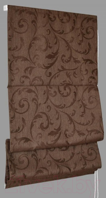 Римская штора Delfa Мини Fantezi СШД-01М-134/008 (57x160, корица)