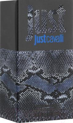 Туалетная вода Roberto Cavalli Just Cavalli For Him (30мл)