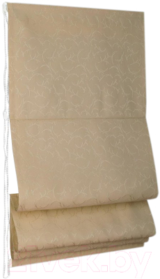 Римская штора Delfa Мини Ligero СШД-01М-161/7590 (81x160, бежевый)