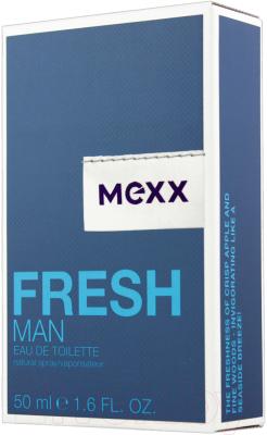 Туалетная вода Mexx Fresh Man (50мл)