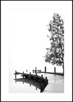Картина Orlix Деревянная дорожка / OB-13960 -