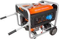 Бензиновый генератор Eland LX8700E -