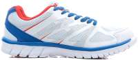 Кроссовки детские 2K Sport TY Special подростковые / 115025J (р-р 36, белый/синий/красный) -