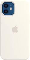 Чехол-накладка Apple Silicone Case with MagSafe для iPhone 12/12 Pro / MHL53 (белый) -