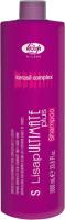 Шампунь для волос Lisap Ultimate Plus Разглаживающий (1л) -