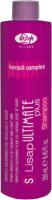 Шампунь для волос Lisap Ultimate Plus Разглаживающий (250мл) -