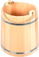 Ведро деревянное Hot Pot 33222 (17л) -
