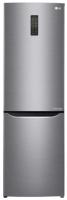 Холодильник с морозильником LG GA-B419SMHL -