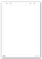 Бумага для флипчарта 2x3 58х83см / B02 (30л) -