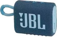 Портативная колонка JBL Go 3 (синий) -