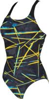 Купальник для плавания ARENA Light Beams Swim Pro Back LB / 002542 500 (р-р 38) -