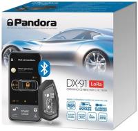 Автосигнализация Pandora DX 91 Lora v.3 -