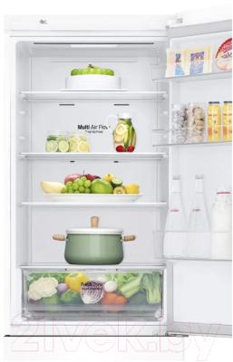 Холодильник с морозильником LG DoorCooling+ GA-B459CQWL