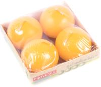 Набор свечей Белбогемия Provence 560129/13 / 37192 (4шт, желтый) -