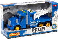 Эвакуатор игрушечный Полесье Профи / 86570 (в коробке) -