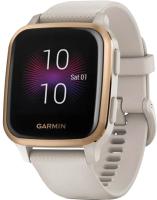 Умные часы Garmin Venu Sq Music / 010-02426-11 (песочный) -