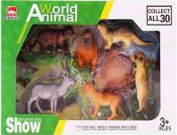 Набор фигурок Dinghua Животные / 605A-2 -
