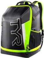 Рюкзак спортивный TYR Apex Backpack/ LTRIBP/094 (черный/желтый) -