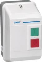 Пускатель магнитный Chint NQ3-5.5P 2.5-4A AC220В IP55 / 496034 -