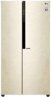 Холодильник с морозильником LG GC-B247JEDV -