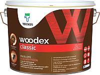 Антисептик для древесины Teknos Woodex Classic B3 (900мл) -