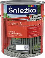 Краска Sniezka Urekor S Антикоррозийная (1л, белый) -