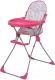 Стульчик для кормления Polini Kids 152 Единорог Сладости (розовый) -
