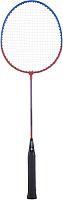 Ракетка для бадминтона Torneo ST-1100-14 (красный) -