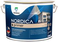 Грунтовка Teknos Nordica Primer Base 3 (900мл) -