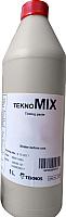 Колеровочная паста Teknos Teknomix-Paste T (1л, черный) -