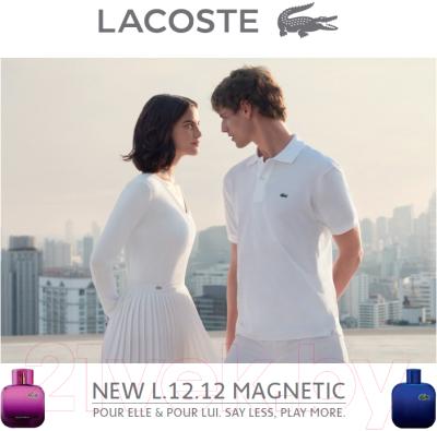 Парфюмерная вода Lacoste Eau De Lacoste L.12.12 Pour Elle Magnetic Pour Femme (80мл)